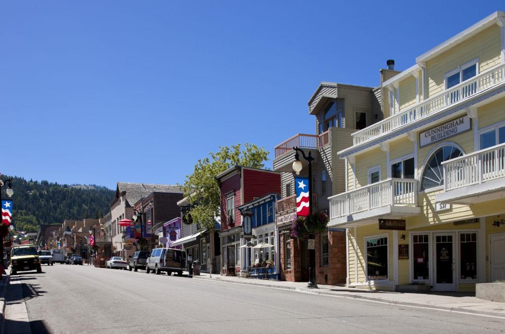 犹他州鹿谷瑞吉酒店The St. Regis Deer Valley, Utah (..._The St. Regis Deer Valley—Local area.jpg
