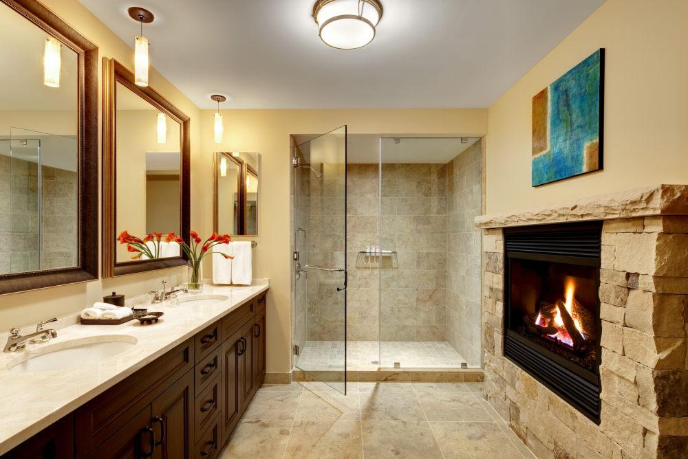 犹他州鹿谷瑞吉酒店The St. Regis Deer Valley, Utah (..._The St. Regis Deer Valley—Presidential Residence Junior Master Bathroom.jpg