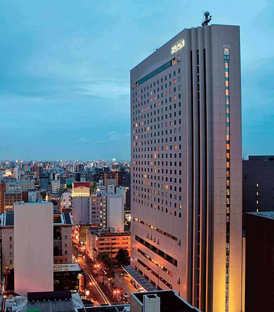 日本大阪希尔顿酒店Hilton Osaka Hotel_-000.jpg