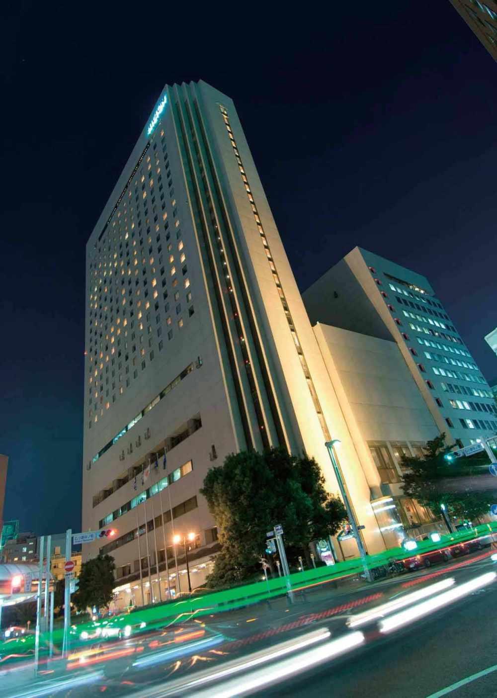 日本大阪希尔顿酒店Hilton Osaka Hotel_-001.jpg