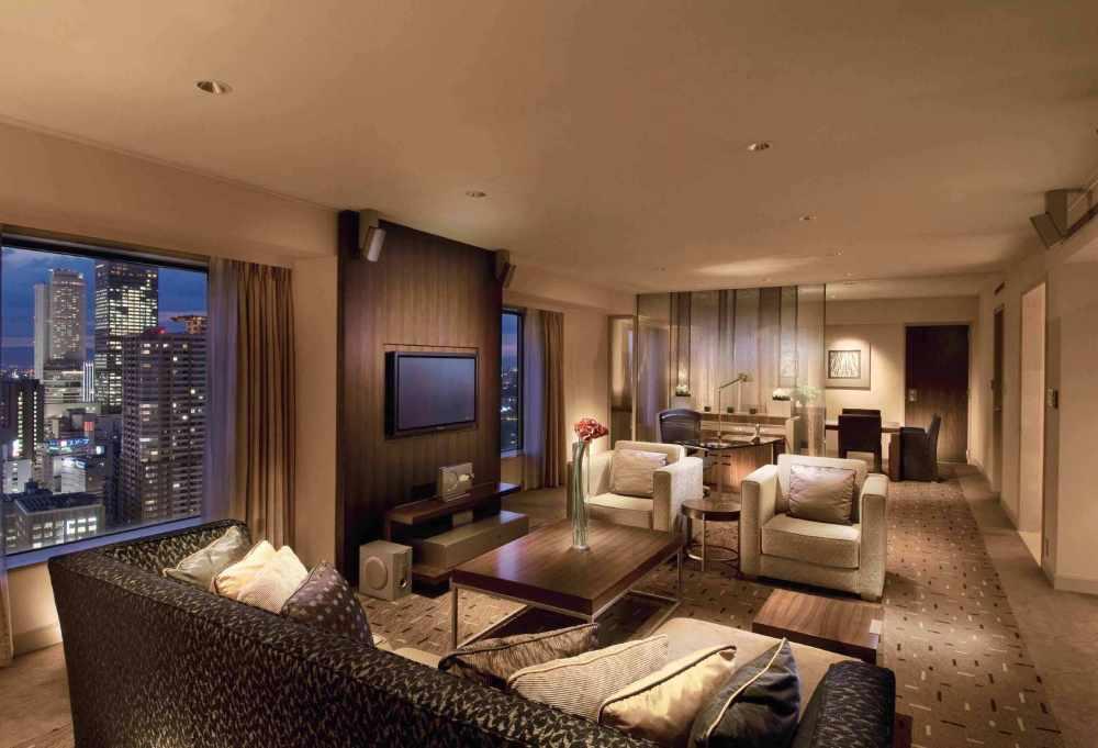 日本大阪希尔顿酒店Hilton Osaka Hotel_-017.jpg