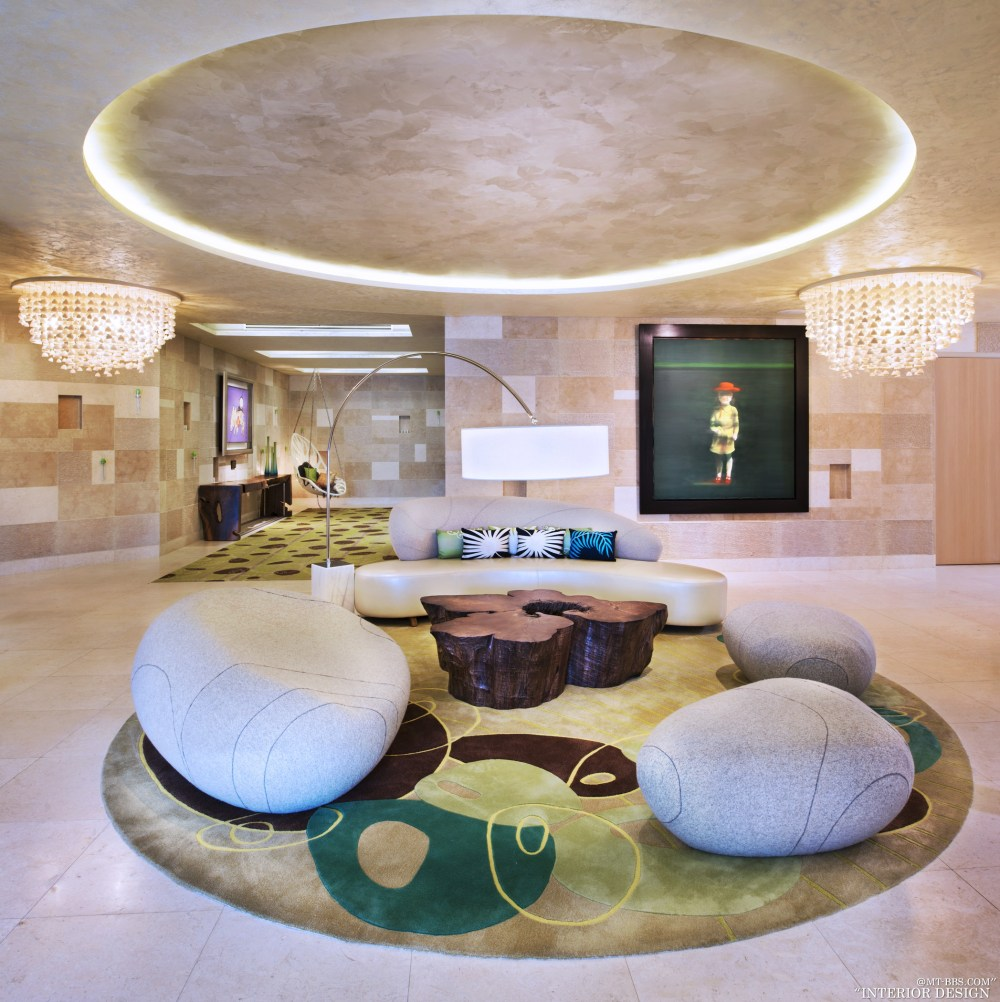 全球45家W酒店官方专业摄影_W Singapore Sentosa Cove—AWAY Spa - Lobby.jpg