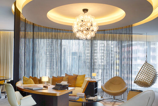 全球45家W酒店官方专业摄影_002_W Doha Hotel & Residences—W Suite.jpg