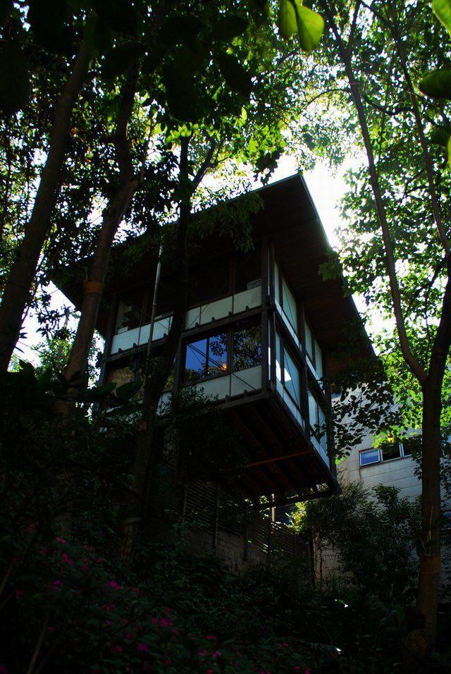 巴西圣保罗Helio Olga住宅 Helio Olga house by Marcos Acayaba_Helio-Olga-house-2.jpg