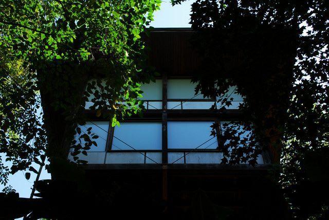 巴西圣保罗Helio Olga住宅 Helio Olga house by Marcos Acayaba_Helio-Olga-house-4.jpg