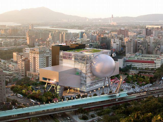 台北表演艺术中心(Taipei Performing Arts Center) by OMA_tpac01.jpg
