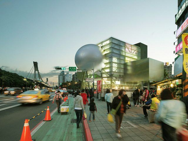 台北表演艺术中心(Taipei Performing Arts Center) by OMA_tpac02.jpg