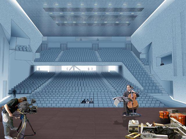 台北表演艺术中心(Taipei Performing Arts Center) by OMA_tpac11.jpg