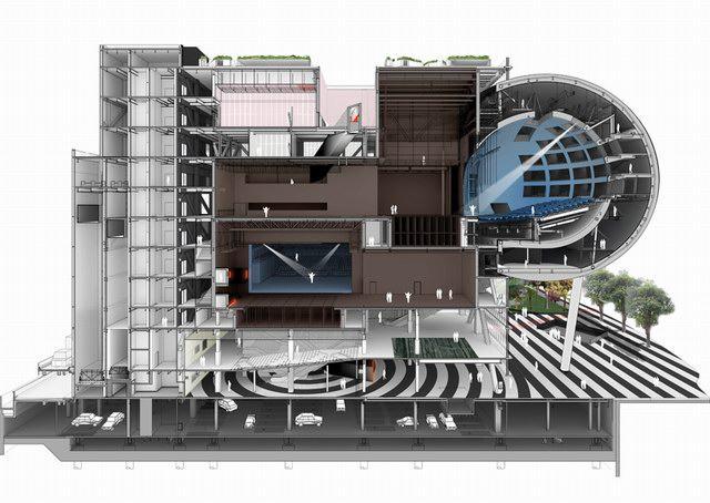 台北表演艺术中心(Taipei Performing Arts Center) by OMA_tpac17.jpg