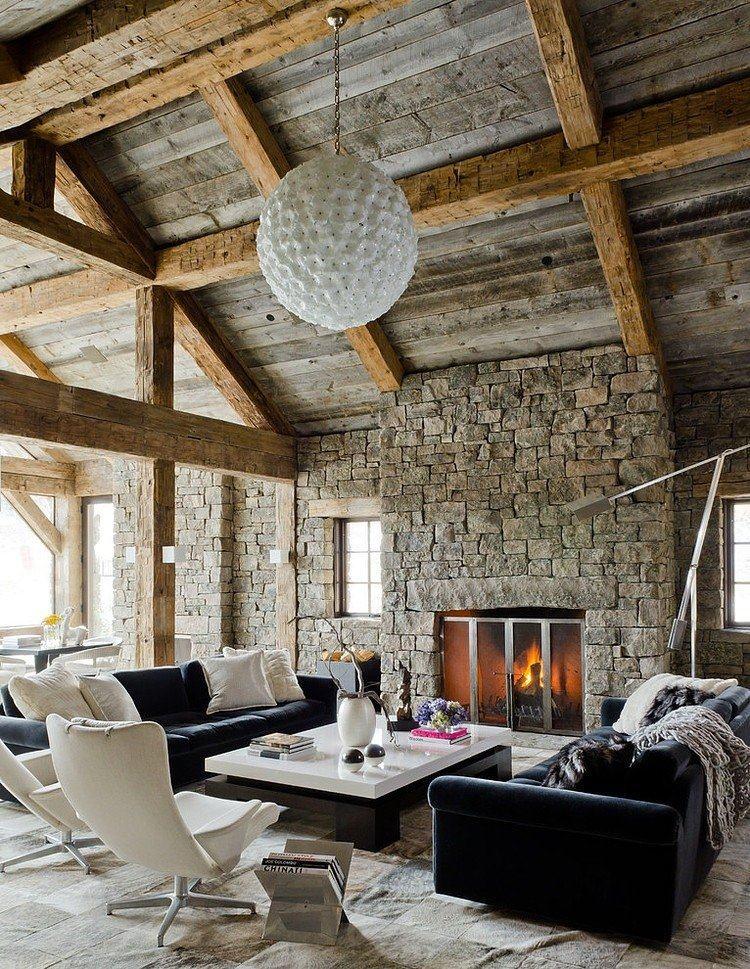美国蒙大拿州--The Rustic Redux Project_architecture-rustic-residence.jpg