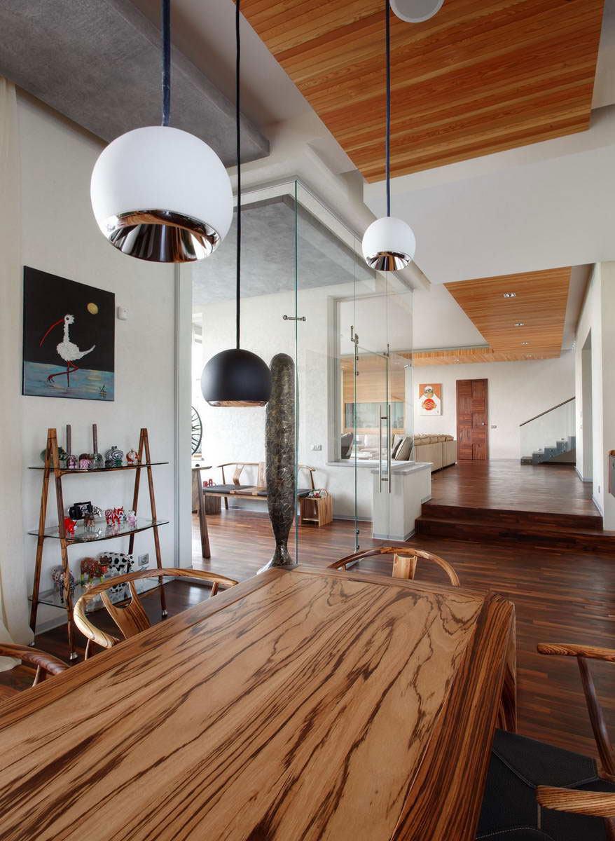 俄罗斯杜布罗夫卡的现代 Oakland House_Oakland-House-14.jpg