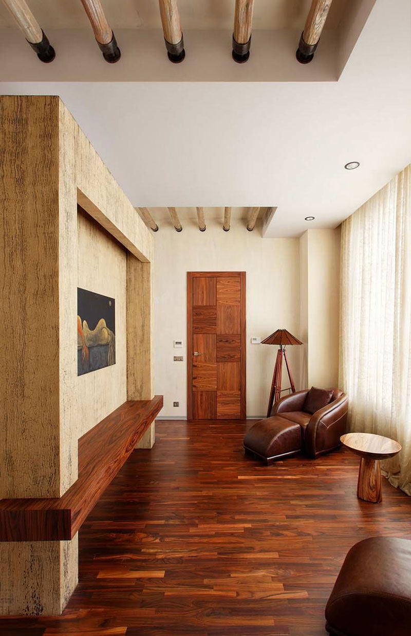 俄罗斯杜布罗夫卡的现代 Oakland House_Oakland-House-19.jpg
