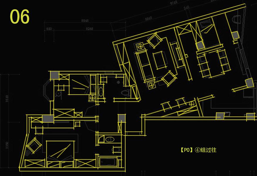 【第一期-住宅平面优化】一个奇异户型13个方案,求投票+点评_06.jpg