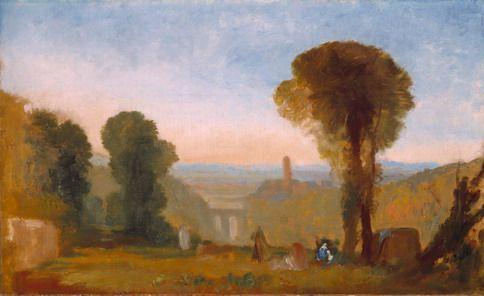 【免费分享】威廉透纳 风景油画 可做挂画方案_134123071477.jpg