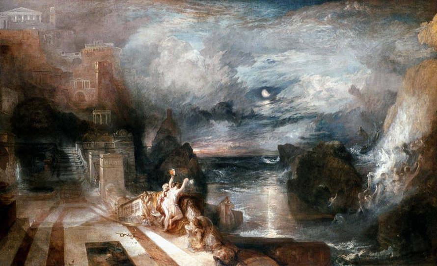 【免费分享】威廉透纳 风景油画 可做挂画方案_134986196139.jpg