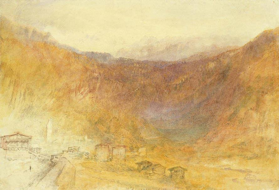 【免费分享】威廉透纳 风景油画 可做挂画方案_134986197961.jpg