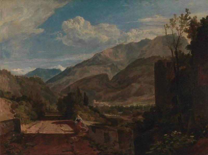 【免费分享】威廉透纳 风景油画 可做挂画方案_13518593944512.jpg