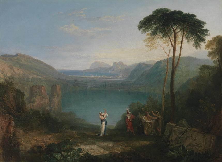 【免费分享】威廉透纳 风景油画 可做挂画方案_13518594055176.jpg