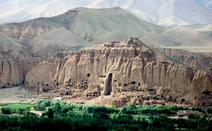 巴米扬,阿富汗