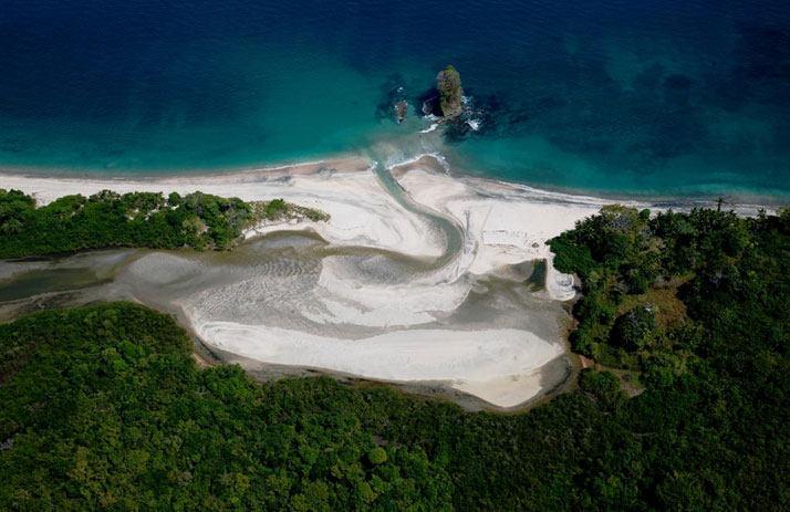 珍珠岛:伊斯拉德雷海湾的巴拿马,巴拿马共和国