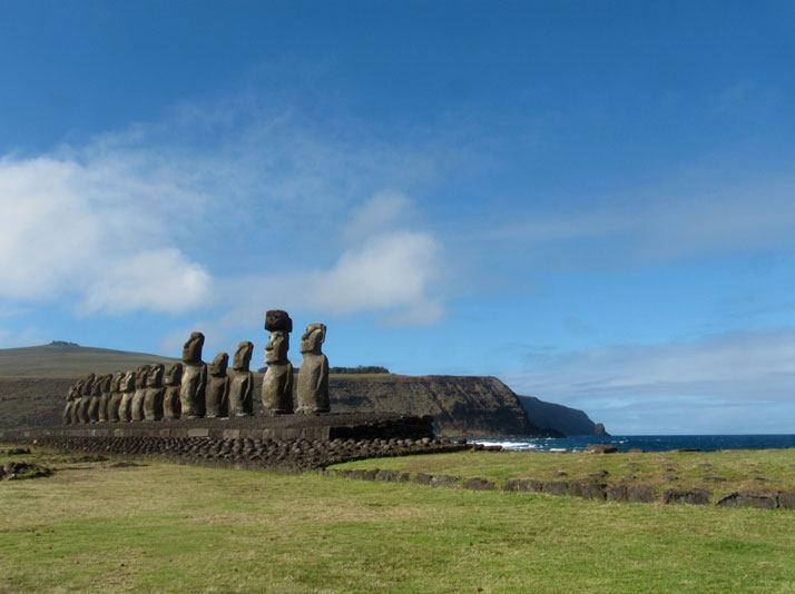 复活节岛(智利