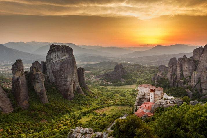 迈泰奥拉,希腊