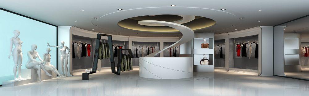 江天伦(JDD经典)—卡蔓中心外立面改造及内部空间设计_十层展示厅