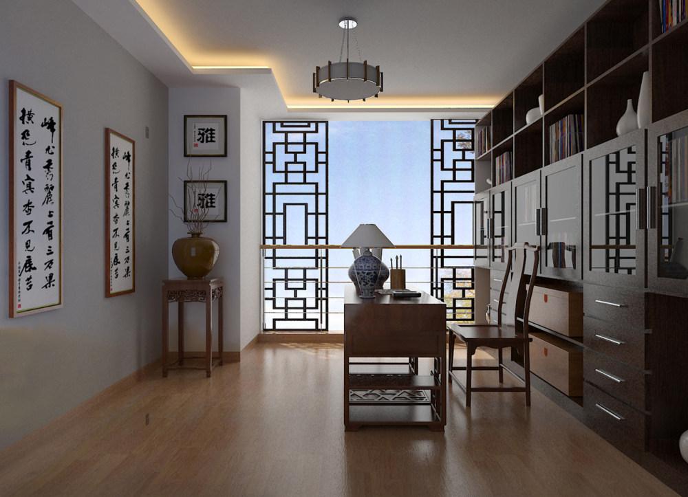 【中式 东南亚风格】 家装效果图 飘逸典雅 高清大图_53-2.jpg