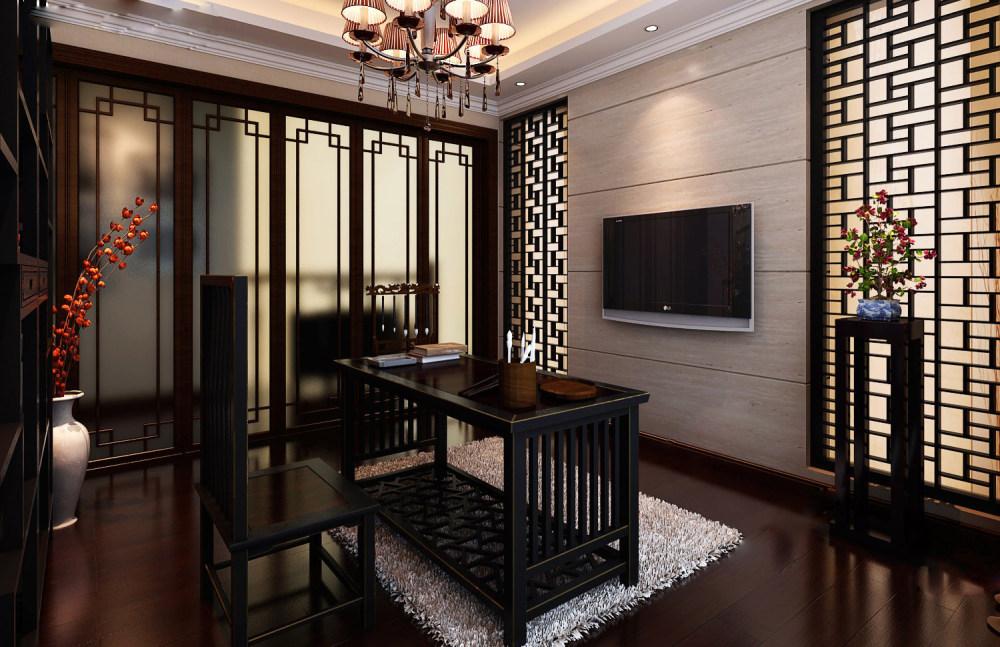 【中式 东南亚风格】 家装效果图 飘逸典雅 高清大图_62.jpg