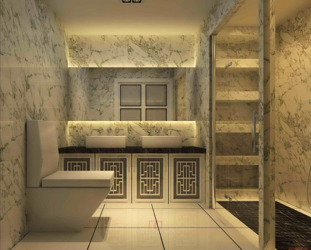 【中式 东南亚风格】 家装效果图 飘逸典雅 高清大图_74-10.jpg