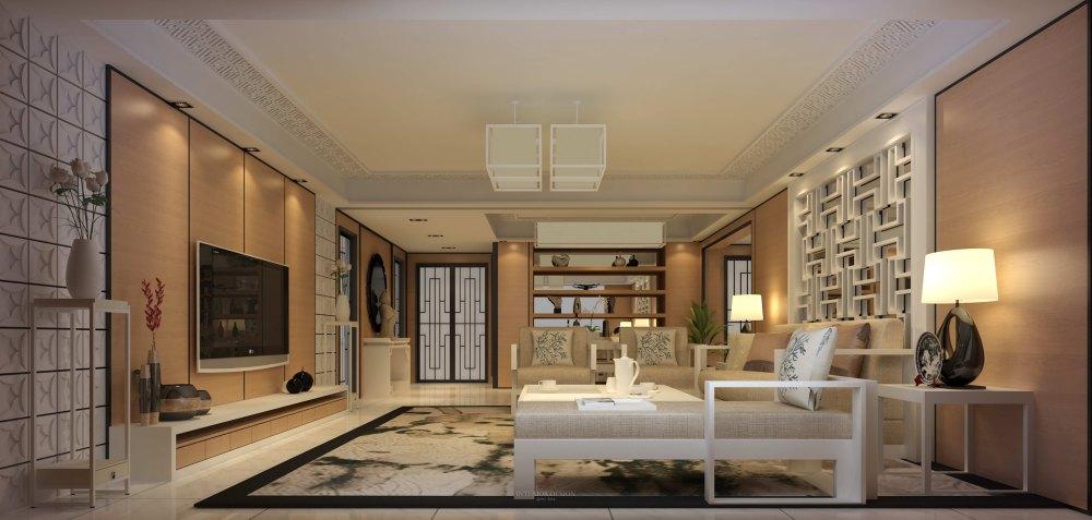 【中式 东南亚风格】 家装效果图 飘逸典雅 高清大图_79.jpg