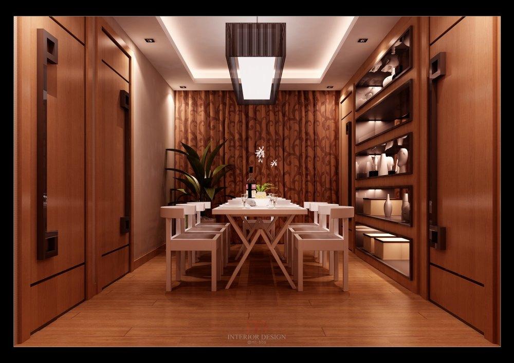 【中式 东南亚风格】 家装效果图 飘逸典雅 高清大图_91-1.jpg