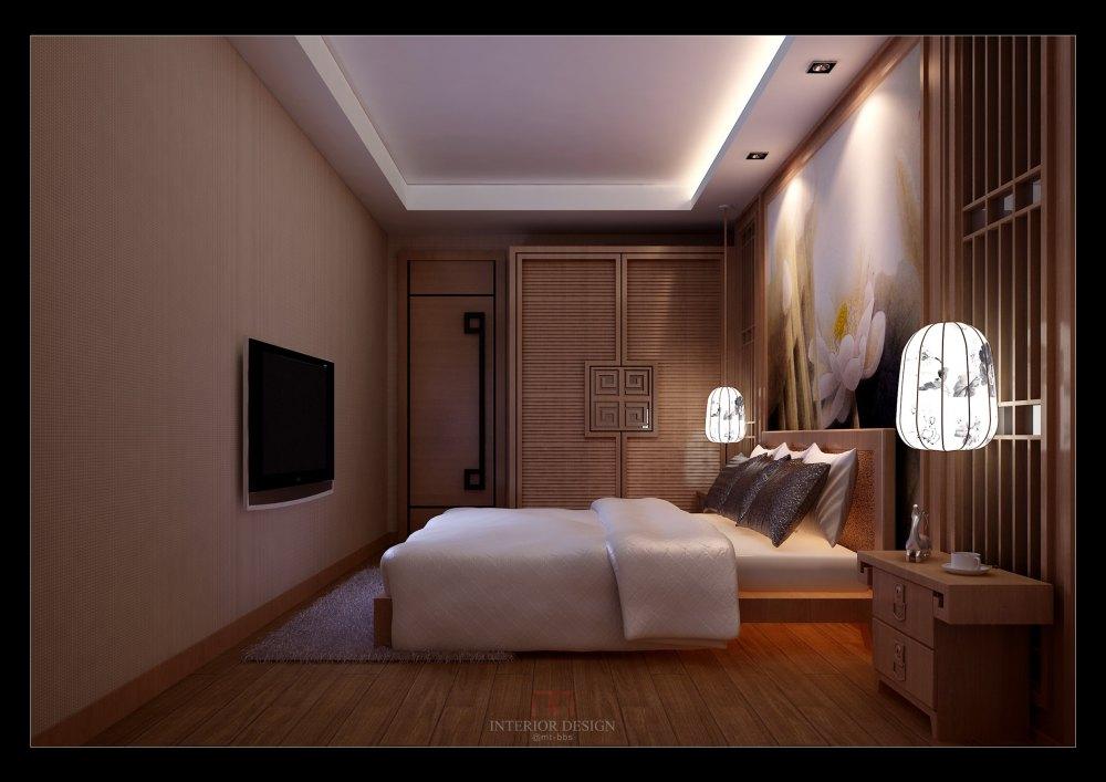 【中式 东南亚风格】 家装效果图 飘逸典雅 高清大图_91-2.jpg