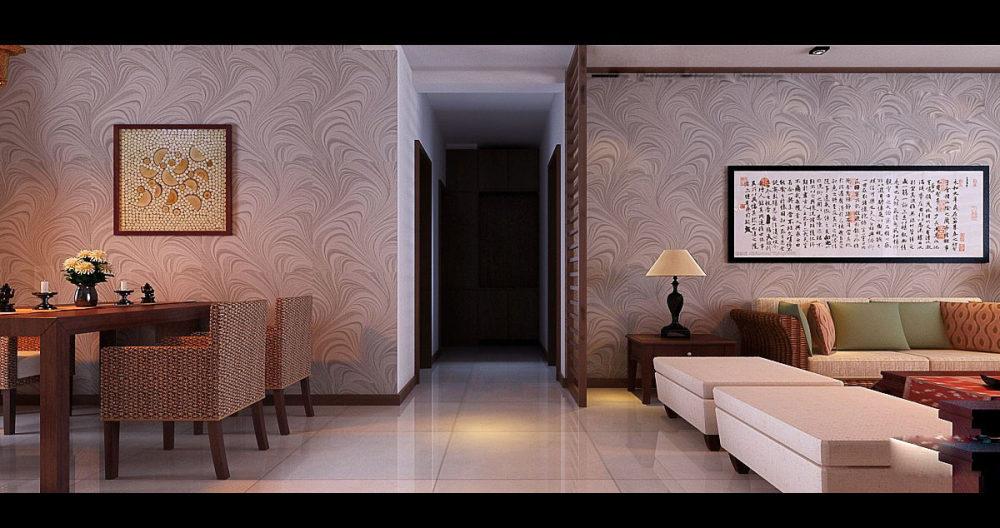 【中式 东南亚风格】 家装效果图 飘逸典雅 高清大图_99-2.jpg