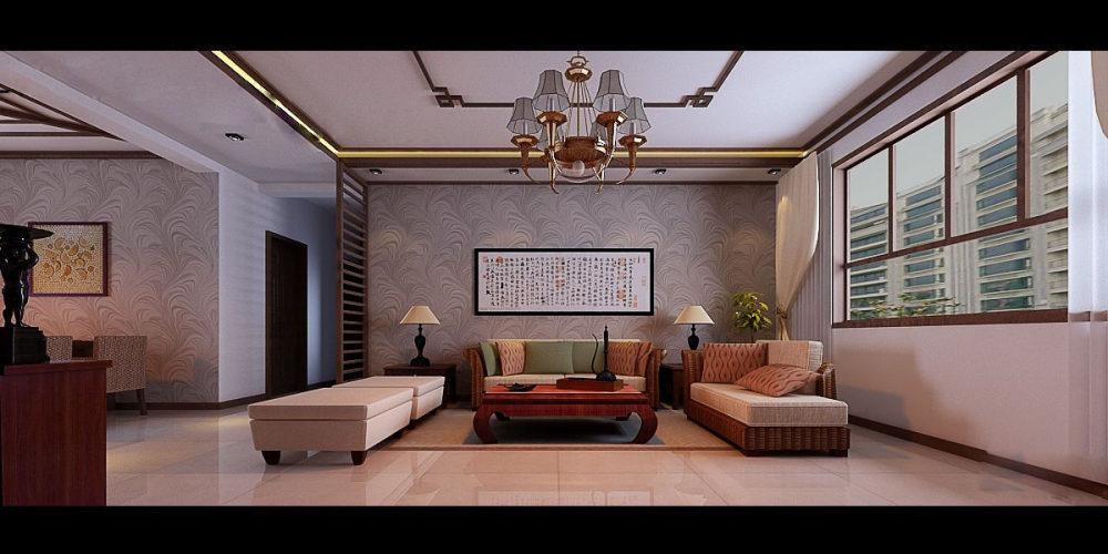 【中式 东南亚风格】 家装效果图 飘逸典雅 高清大图_99-7.jpg