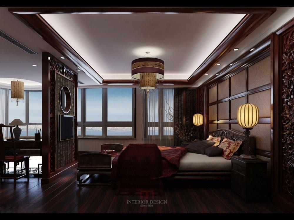 【中式 东南亚风格】 家装效果图 飘逸典雅 高清大图_101-6.jpg