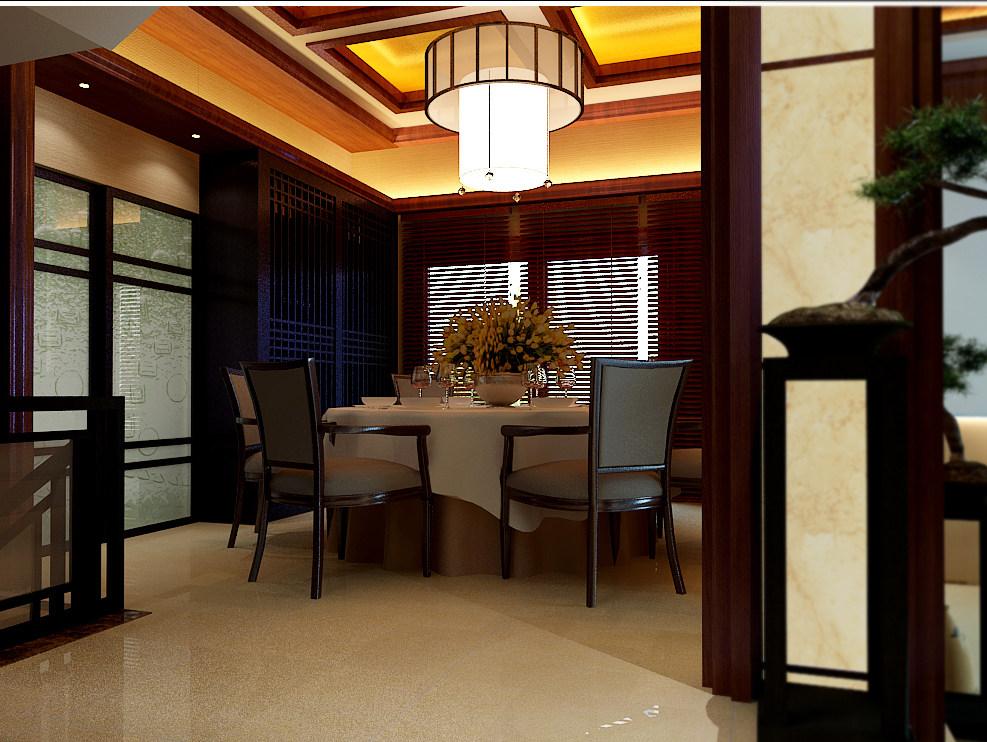 【中式 东南亚风格】 家装效果图 飘逸典雅 高清大图_111.jpg
