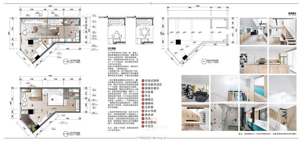 【第六期-住宅平面优化】 一个LOFT户型15个方案,求投票+点评_05-原始排版.jpg
