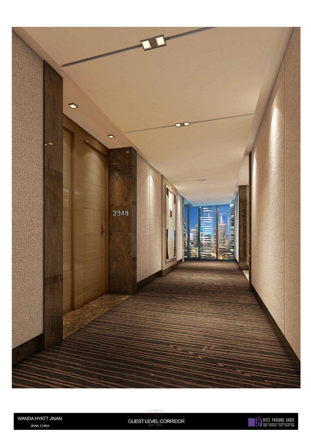HPS-济南索菲特银座大饭店方案设计(未中标)高清HD图册_客房层走廊.jpg