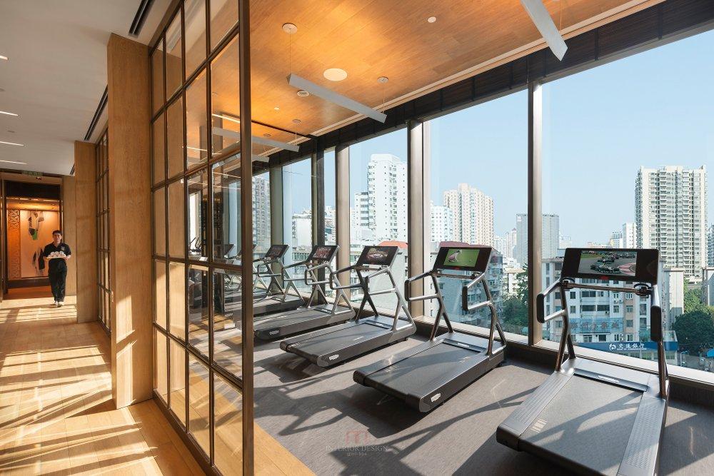 季裕棠  广州文华东方酒店高清图片_guangzhou-fitness-centre.jpg