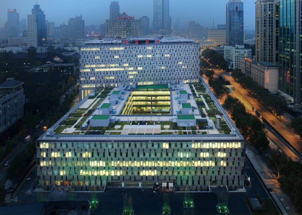 中国江苏南京鼓楼医院 / Lemanarc SA_25.jpg