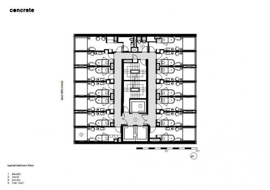 纽约时代广场citizenM 酒店-由Concrete Architectural Associates设计_cm_030614_21-940x664.jpg