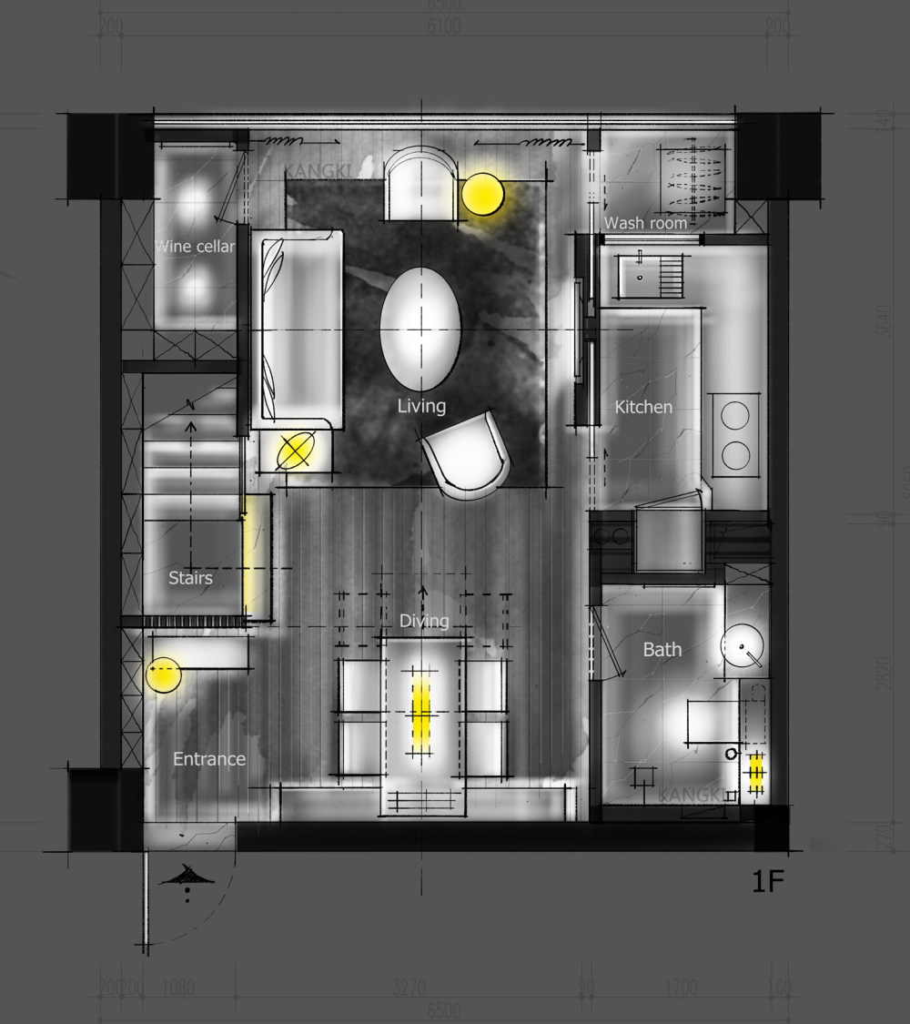 【第九期-住宅平面优化】一个40m²loft户型11个方案 投票奖励DB_01-2.jpg