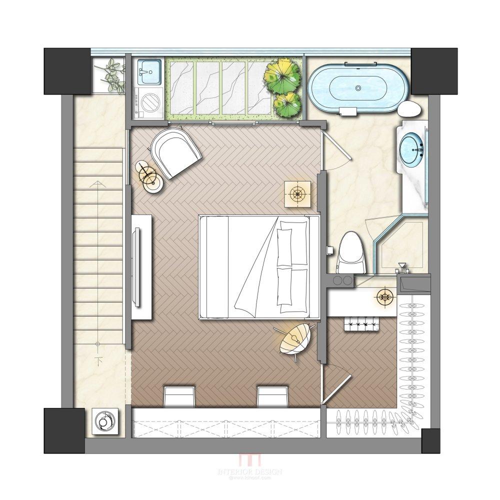 【第九期-住宅平面优化】一个40m²loft户型11个方案 投票奖励DB_03-2.jpg