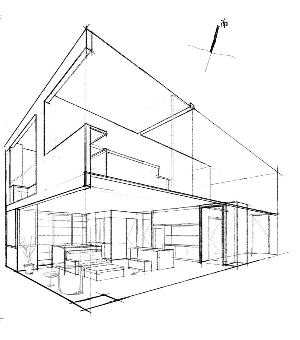 【第九期-住宅平面优化】一个40m²loft户型11个方案 投票奖励DB_08-3.jpg