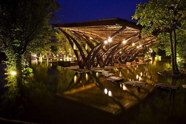 贴近大自然的魅力原生态餐厅_mmexport1404285334494.jpg