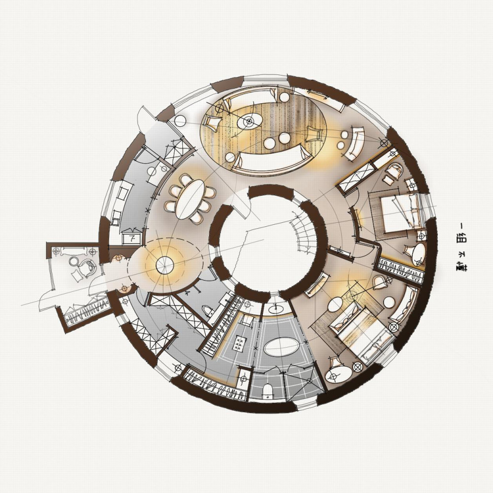 【第十期-住宅平面优化】一个圆形户型15个方案 投票奖励DB_04.jpg