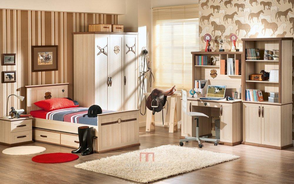 土耳其Cilek  适合0-24岁的儿童房软装_Royal-G01.jpg