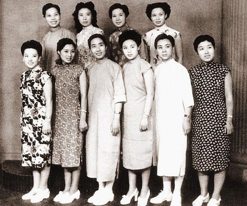 【地平线下的陈设】旗袍知多少_越剧十姐妹1947.jpg