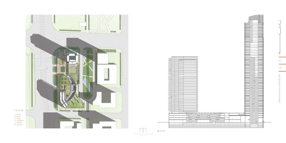 HOK高层建筑作品(2014)  HOK Tall Buildings_HOK Tall Buildings_Page_078.jpg